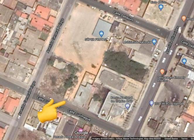 Terreno Falcon>Punto Fijo>Puerta Maraven - Venta:29.000 Precio Referencial - codigo: 20-22842
