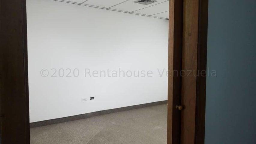 Oficina Distrito Metropolitano>Caracas>Bello Monte - Venta:120.000 Precio Referencial - codigo: 20-24285