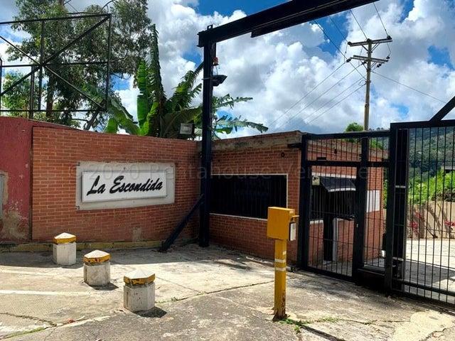 Terreno Distrito Metropolitano>Caracas>La Escondida - Venta:145.000 Precio Referencial - codigo: 20-24283