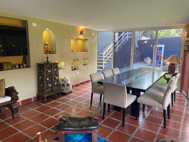 Casa Distrito Metropolitano>Caracas>La Boyera - Venta:750.000 Precio Referencial - codigo: 20-24954