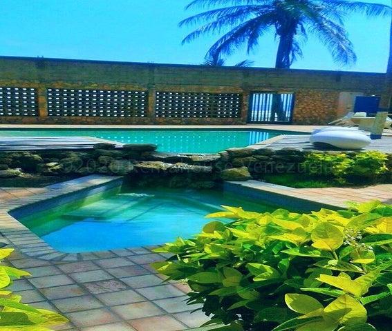 Apartamento Falcon>Boca de Aroa>Boca de Aroa - Venta:12.000 Precio Referencial - codigo: 21-49