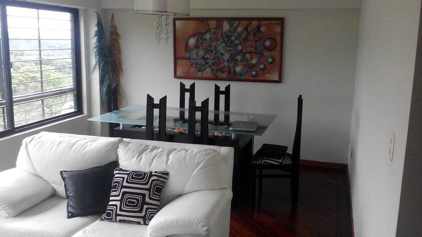 Townhouse Distrito Metropolitano>Caracas>Lomas de Monte Claro - Venta:59.000 Precio Referencial - codigo: 21-1240