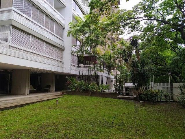 Apartamento Distrito Metropolitano>Caracas>La Florida - Alquiler:600 Precio Referencial - codigo: 21-2602