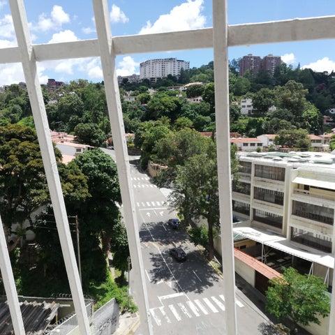 Apartamento Distrito Metropolitano>Caracas>Terrazas del Club Hipico - Venta:80.000 Precio Referencial - codigo: 21-3039