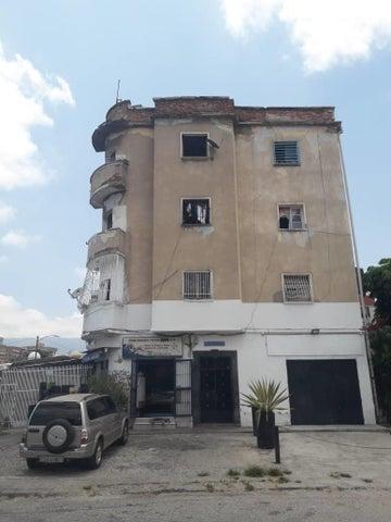 Apartamento Distrito Metropolitano>Caracas>El Paraiso - Venta:16.000 Precio Referencial - codigo: 21-4080