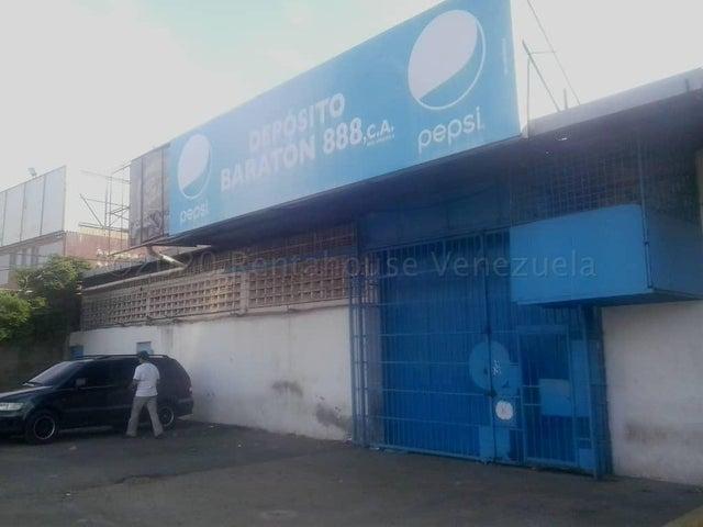 Galpon - Deposito Anzoategui>Barcelona>Nueva Barcelona - Venta:150.000 Precio Referencial - codigo: 21-4425
