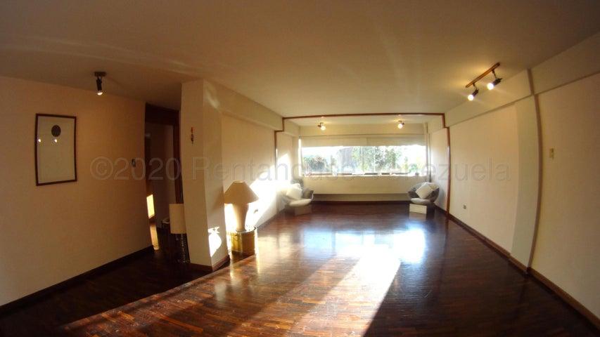 Apartamento Distrito Metropolitano>Caracas>Los Samanes - Venta:109.000 Precio Referencial - codigo: 21-4863
