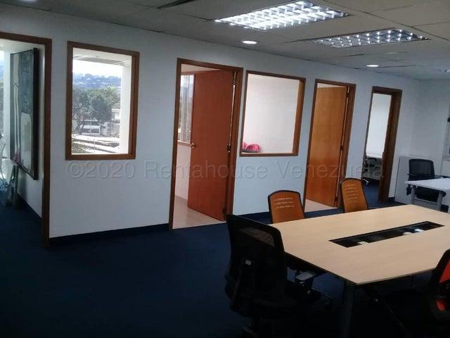 Oficina Distrito Metropolitano>Caracas>Los Palos Grandes - Alquiler:1.700 Precio Referencial - codigo: 20-23481