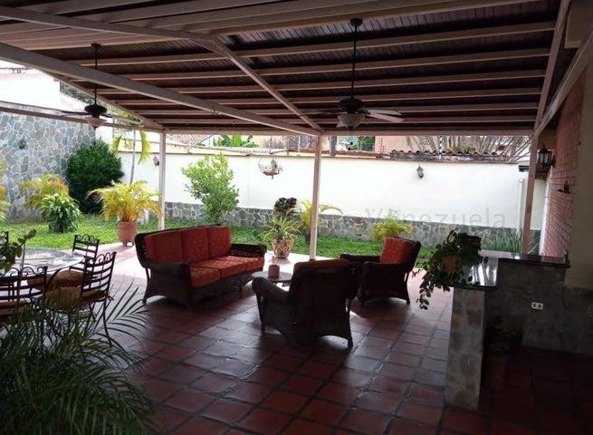 Casa Aragua>Maracay>Andres Bello - Venta:95.000 Precio Referencial - codigo: 21-5831