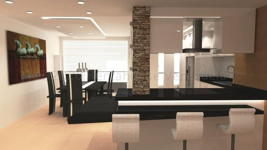 Apartamento Distrito Metropolitano>Caracas>La Union - Venta:42.000 Precio Referencial - codigo: 21-6619
