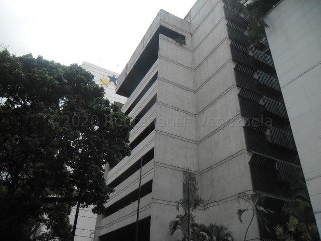 Oficina Distrito Metropolitano>Caracas>El Rosal - Alquiler:3.600 Precio Referencial - codigo: 21-6325