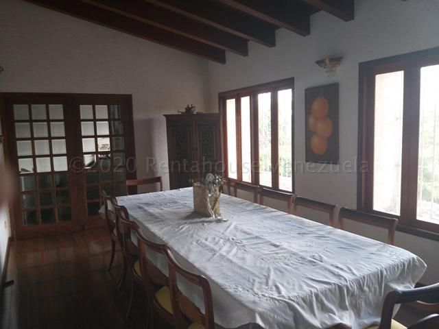 Casa Distrito Metropolitano>Caracas>La Lagunita Country Club - Alquiler:3.500 Precio Referencial - codigo: 21-6547