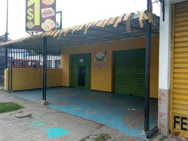 Local Comercial Lara>Cabudare>Parroquia Cabudare - Venta:31.500 Precio Referencial - codigo: 21-6750
