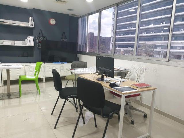 Oficina Distrito Metropolitano>Caracas>Chacao - Venta:29.750 Precio Referencial - codigo: 20-22906