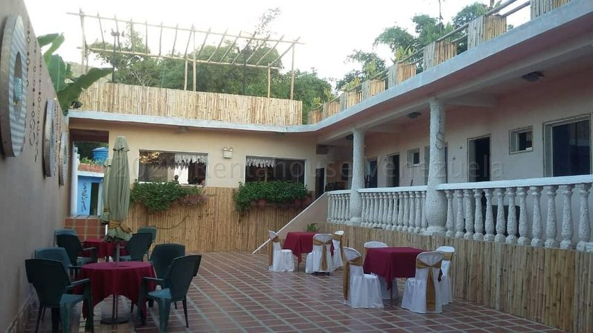 Casa Aragua>Ocumare de la Costa>El Playon - Venta:27.000 Precio Referencial - codigo: 21-9579