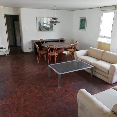 Apartamento Distrito Metropolitano>Caracas>La Florida - Venta:70.000 Precio Referencial - codigo: 21-9591