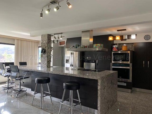 Apartamento Distrito Metropolitano>Caracas>Terrazas del Club Hipico - Venta:140.000 Precio Referencial - codigo: 21-9630