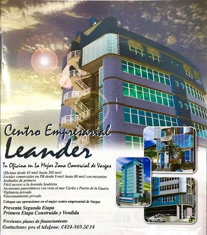 Oficina Vargas>La Guaira>Maiquetia - Venta:65.000 Precio Referencial - codigo: 21-11273