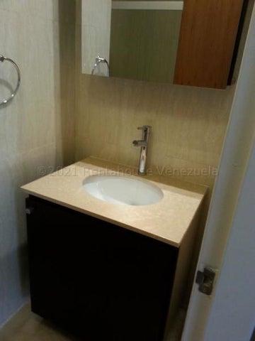 Apartamento Distrito Metropolitano>Caracas>La Alameda - Alquiler:1.400 Precio Referencial - codigo: 21-12325