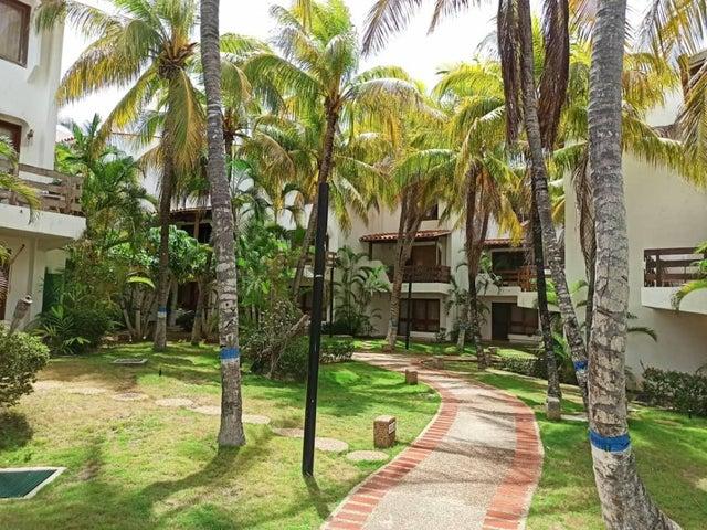Apartamento Nueva Esparta>Margarita>Pampatar - Venta:25.000 Precio Referencial - codigo: 21-12348