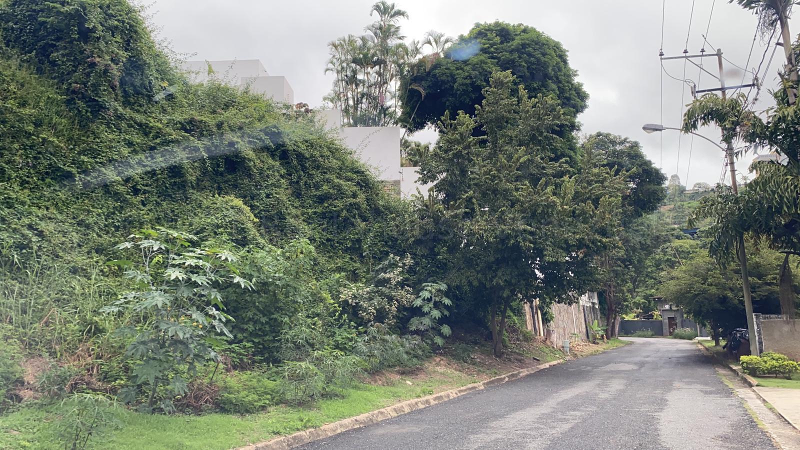 Terreno Distrito Metropolitano>Caracas>Cerro Verde - Venta:220.000 Precio Referencial - codigo: 21-12390