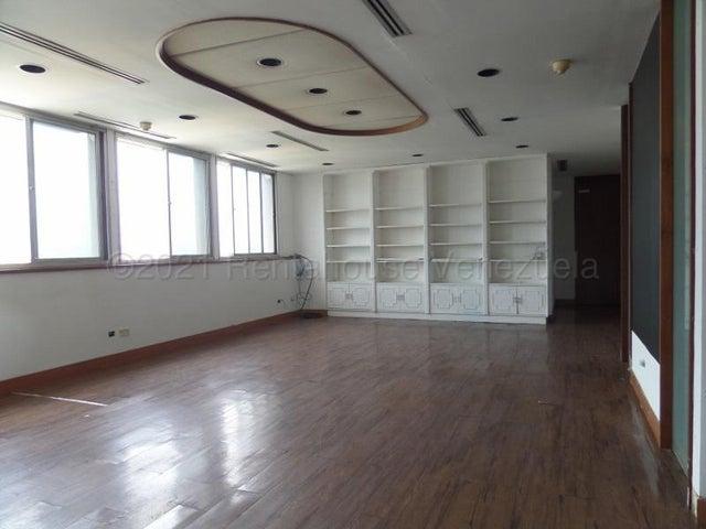 Oficina Distrito Metropolitano>Caracas>Plaza Venezuela - Alquiler:250 Precio Referencial - codigo: 21-12726