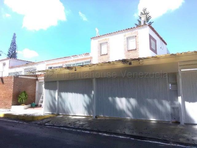 Casa Distrito Metropolitano>Caracas>Colinas de Los Chaguaramos - Venta:180.000 Precio Referencial - codigo: 21-2566