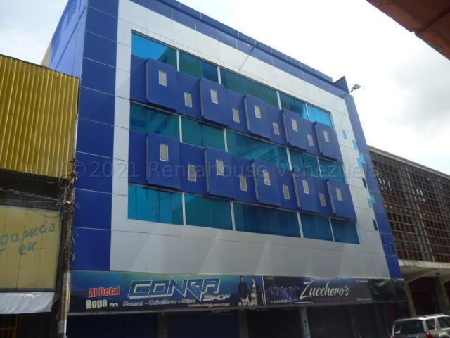Oficina Lara>Barquisimeto>Centro - Alquiler:100 Precio Referencial - codigo: 21-13276