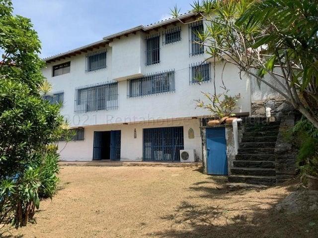 Casa Distrito Metropolitano>Caracas>Terrazas del Club Hipico - Venta:160.000 Precio Referencial - codigo: 21-14897
