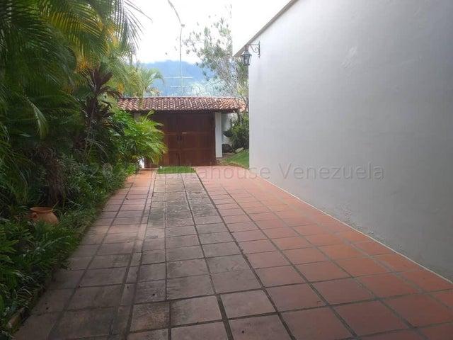 Casa Distrito Metropolitano>Caracas>Lomas del Mirador - Venta:600.000 Precio Referencial - codigo: 21-16287