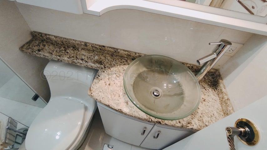 Apartamento Aragua>Maracay>El Bosque - Venta:130.000 Precio Referencial - codigo: 21-16438