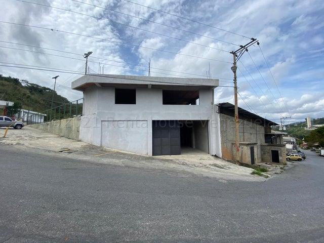 Galpon - Deposito Distrito Metropolitano>Caracas>El Encantado - Alquiler:1.200 Precio Referencial - codigo: 21-16660