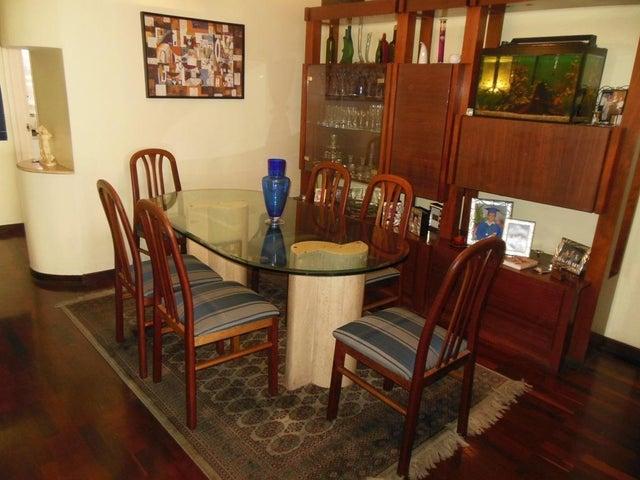 Apartamento Distrito Metropolitano>Caracas>Los Chorros - Venta:145.000 Precio Referencial - codigo: 21-16617