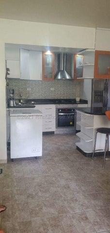 Apartamento Distrito Metropolitano>Caracas>El Paraiso - Venta:36.000 Precio Referencial - codigo: 21-16632