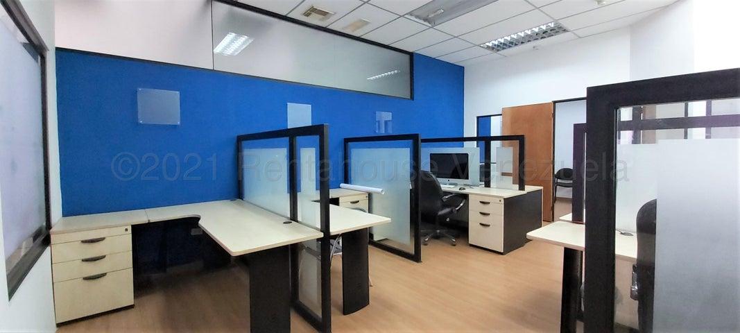Oficina Distrito Metropolitano>Caracas>Boleita Norte - Venta:230.000 Precio Referencial - codigo: 21-16893