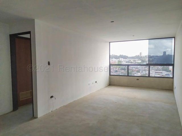 Apartamento Miranda>Los Teques>El Tambor - Venta:12.000 Precio Referencial - codigo: 21-16897