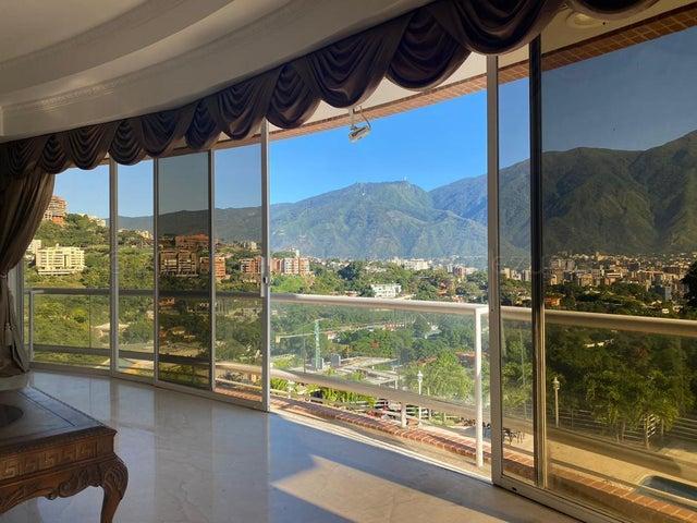 Apartamento Distrito Metropolitano>Caracas>Valle Arriba - Alquiler:3.500 Precio Referencial - codigo: 21-17562