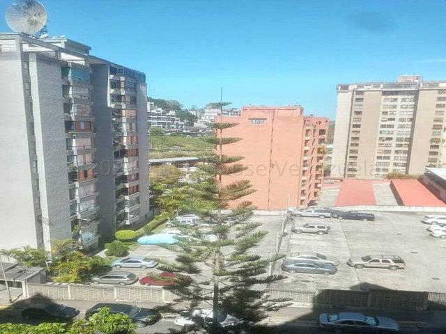 Apartamento Miranda>San Antonio de los Altos>Los Salias - Venta:52.000 Precio Referencial - codigo: 21-17613