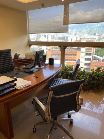 Oficina Distrito Metropolitano>Caracas>Las Mercedes - Alquiler:3.000 Precio Referencial - codigo: 21-18138