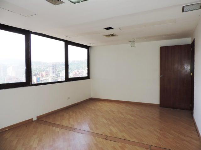 Oficina Distrito Metropolitano>Caracas>Chuao - Alquiler:1.120 Precio Referencial - codigo: 21-18485