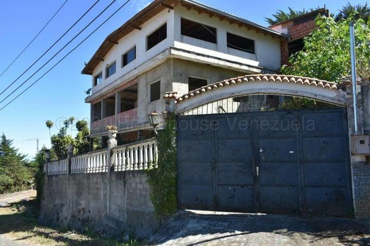 Casa Distrito Metropolitano>Caracas>El Junko - Venta:60.000 Precio Referencial - codigo: 21-15689
