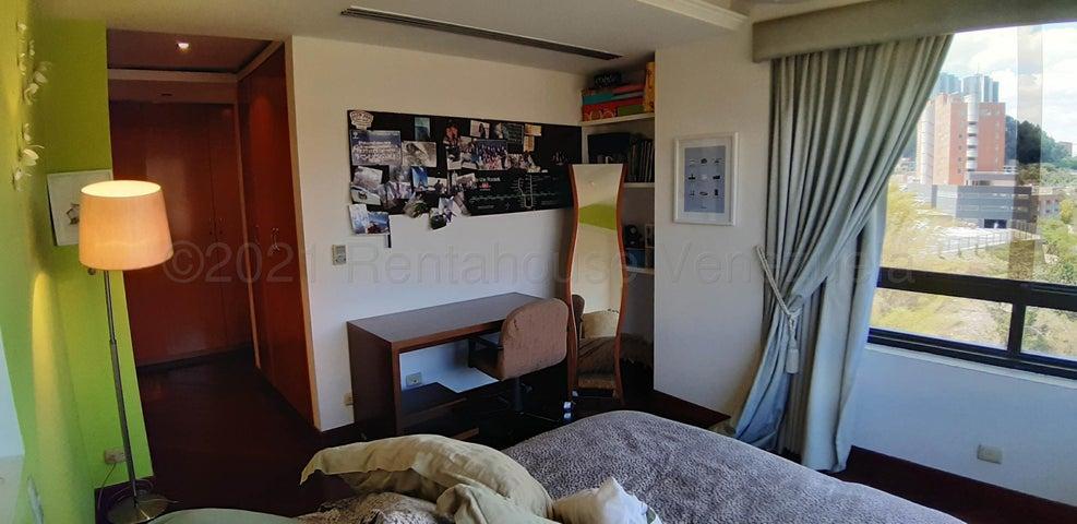 Apartamento Distrito Metropolitano>Caracas>Los Samanes - Venta:595.000 Precio Referencial - codigo: 21-19656
