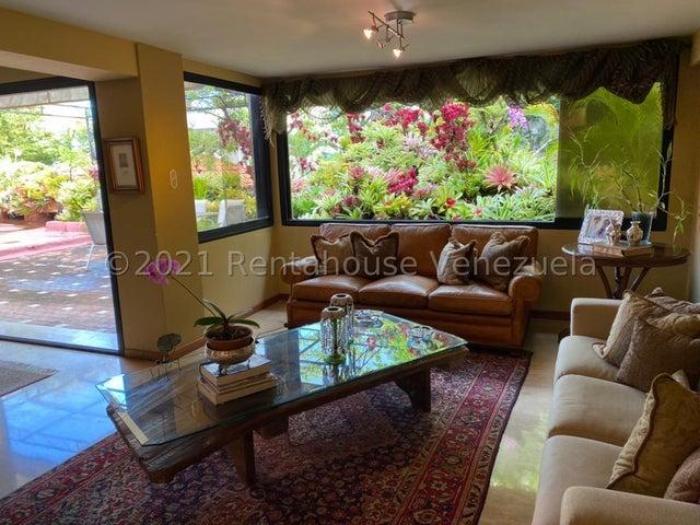 Casa Distrito Metropolitano>Caracas>La Castellana - Venta:395.000 Precio Referencial - codigo: 21-19214