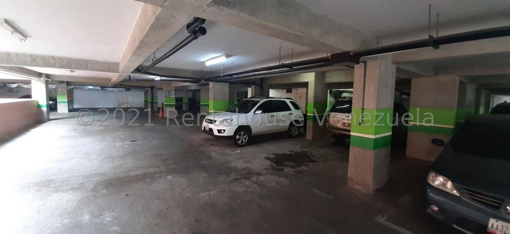 Apartamento Distrito Metropolitano>Caracas>El Paraiso - Venta:40.000 Precio Referencial - codigo: 21-19528