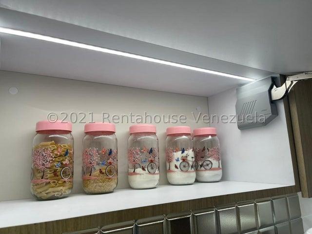 Apartamento Distrito Metropolitano>Caracas>Las Mercedes - Venta:190.000 Precio Referencial - codigo: 21-19608