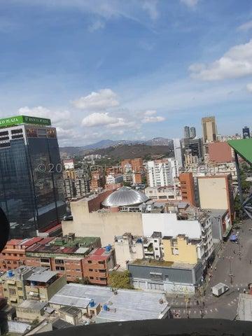 Apartamento Distrito Metropolitano>Caracas>Sabana Grande - Venta:30.000 Precio Referencial - codigo: 21-19919