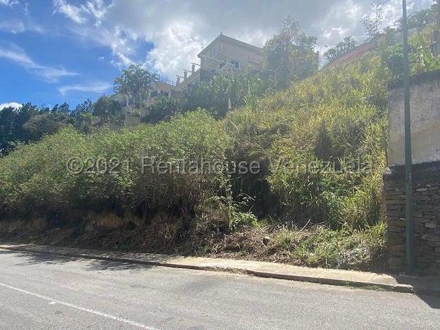 Terreno Distrito Metropolitano>Caracas>Alto Hatillo - Venta:130.000 Precio Referencial - codigo: 21-20566