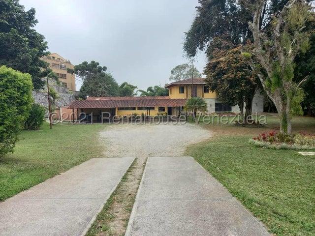 Casa Distrito Metropolitano>Caracas>La Lagunita Country Club - Venta:2.000.000 Precio Referencial - codigo: 21-20714