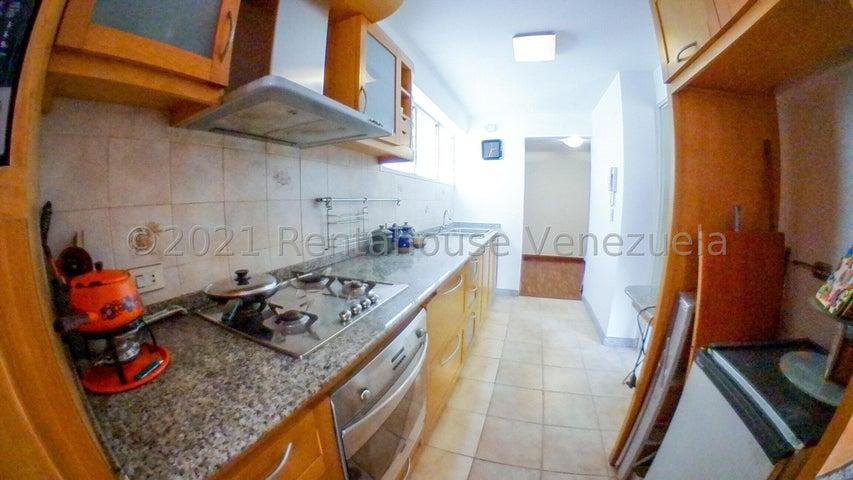 Apartamento Distrito Metropolitano>Caracas>El Cafetal - Venta:65.000 Precio Referencial - codigo: 21-20835