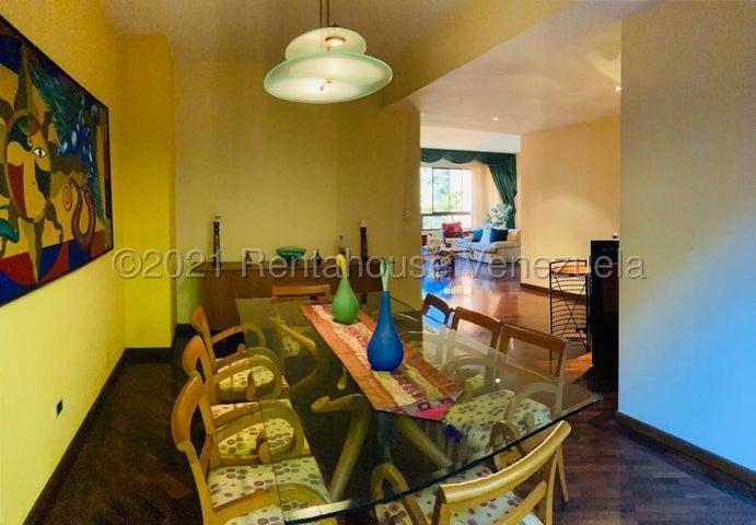 Apartamento Distrito Metropolitano>Caracas>Miranda - Venta:360.000 Precio Referencial - codigo: 21-20804